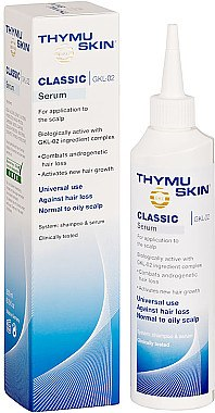 Kopfhautserum gegen erblich bedingten Haarausfall - Thymuskin Classic Serum — Bild N1