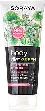 Düfte, Parfümerie und Kosmetik Anti-Cellulite Körperkonzentrat mit natürlichem Koffein und Quinoa - Soraya Body Diet Green