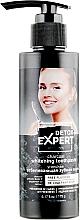 Düfte, Parfümerie und Kosmetik Aufhellende Zahnpasta mit Aktivkohle - Detox Expert Charcoal Whitening Toothpaste