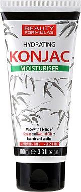 Feuchtigkeitsspendende Gesichtscreme - Beauty Formulas Konjac Hydration Moisturiser — Bild N1