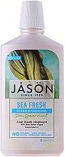 Düfte, Parfümerie und Kosmetik Pflegendes Mundwasser mit grüner Minze - Jason Natural Cosmetics Sea Fresh Strengthening