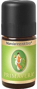 Raumduft Mandarine Konzentrations- und Einschlafhilfe - Primavera Essential Oil Mandarine Red Bio — Bild N1