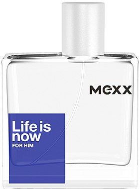 Mexx Life Is Now For Him - Eau de Toilette — Bild N2
