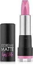 Düfte, Parfümerie und Kosmetik Matter Lippenstift - Flormar Extreme Matte Lipstick