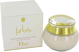 Düfte, Parfümerie und Kosmetik Dior J`adore Beautifying Body Cream - Parfümierte Körpercreme