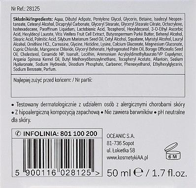 Feuchtigkeitsspendende Tagescreme 40+ - AA Cosmetics Novaskin Day Cream — Bild N3