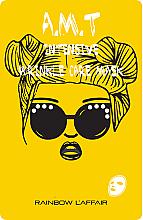 Düfte, Parfümerie und Kosmetik Intensiv glättende Tuchmaske - Rainbow L'Affair K-Mask Sheet A.M.T