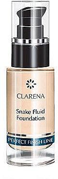 Flüssige Foundation - Clarena Snake Fluid Foundation — Bild N1