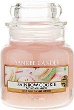 Düfte, Parfümerie und Kosmetik Duftkerze im Glas Rainbow Cookie - Yankee Candle Rainbow Cookie Jar
