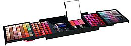 Düfte, Parfümerie und Kosmetik Schminkpalette - Parisax Professional Beauty Bag Palette Decorative Beauty Kit