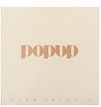 Lidschatten-Palette - Popup Cosmetics Palette — Bild N1