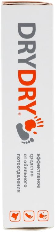 Langanhaltende Behnadlung gegen übermäßiges Schwitzen für Achseln, Füße und Hände - Excelsior Dry Dry — Bild N6