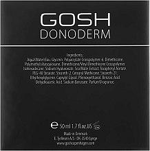 Feuchtigkeitsspendendes Gesichtsgel - Gosh Donoderm 24h Moisture Gel Prestige — Bild N3