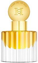 Düfte, Parfümerie und Kosmetik Carolina Herrera Pure Oil Of Oud - Parfümöl