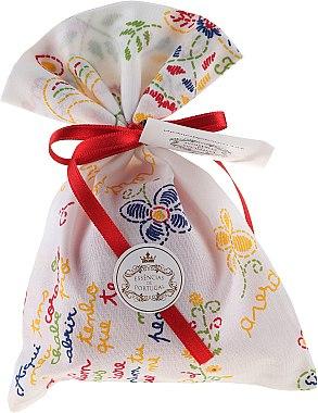 Buntes Duftsäckchen mit Naturseife Lotus Blume - Essencias De Portugal Love Charm Air Freshener — Bild N1