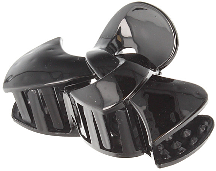 Haarklammer schwarz - Top Choice Hair Claw Clip 25563 — Bild N1