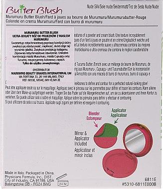 Gesichtsrouge - Physicians Formula Murumuru Butter Blush — Bild N3