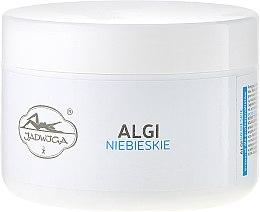Düfte, Parfümerie und Kosmetik Blaue Alginatmaske für die Augenkontur, Lippen und Hals - Jadwiga Saipan Algi Niebieskie