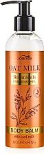 Düfte, Parfümerie und Kosmetik Nährender Körperbalsam mit Hafermilch - Joanna Botanicals Oat Milk Body Balm Lotion