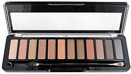 Düfte, Parfümerie und Kosmetik Lidschattenpalette - Delia Cosmetics Color Master Ideal Nude
