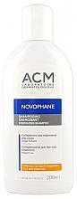 Düfte, Parfümerie und Kosmetik Energetisierendes Shampoo für stumpfes und müdes Haar - ACM Laboratoire Novophane Energizing Shampoo