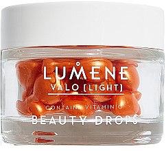 Düfte, Parfümerie und Kosmetik Gesichtskapseln mit Vitamin C - Lumene Valo Vitamin C Beauty Drops