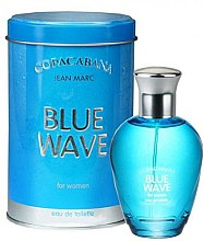 Düfte, Parfümerie und Kosmetik Jean Marc Copacabana Blue Wave For Women - Eau de Toilette