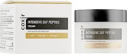 Düfte, Parfümerie und Kosmetik Anti-Falten Gesichtscreme mit Peptiden und Kollagen - Coxir Intensive EGF Peptide Cream