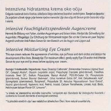Feuchtigkeitsspendende Augenpflege Anti-Tränensäcke, Anti-Müdigkeit - Nikel Eye Cream — Bild N3