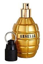 Gilles Cantuel Arsenal Gold - Eau de Parfum — Bild N2