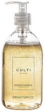 Düfte, Parfümerie und Kosmetik Culti Geranio Imperiale - Parfümierte flüssige Hand- und Körperseife