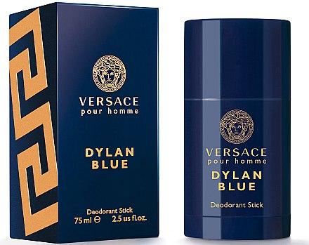 Versace Pour Homme Dylan Blue Deodorant Stick - Parfümierter Deostick — Bild N1