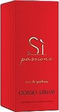 Düfte, Parfümerie und Kosmetik Giorgio Armani Si Passione - Eau de Parfum