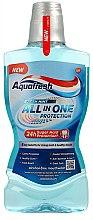 Düfte, Parfümerie und Kosmetik Mundwasser - Aquafresh All In One Protection