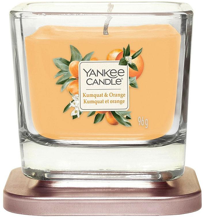 Duftkerze im Glas Elevation Kumquat & Orange - Yankee Candle Elevation Kumquat & Orange