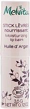 Düfte, Parfümerie und Kosmetik Feuchtigkeitsspendender und pflegender Lippenbalsam mit Arganöl - Melvita L'Argan Bio