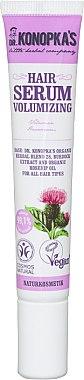 Haarserum für mehr Volumen mit Klettenextrakt und Hagebuttenöl - Dr. Konopka's Hair Serum Volumizing — Bild N1