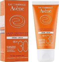 Düfte, Parfümerie und Kosmetik Sonnenschutzcreme für das Gesicht SPF 30 - Avene Sun High Protection Cream SPF 30