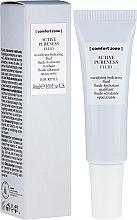 Düfte, Parfümerie und Kosmetik Feuchtigkeitsspendendes und mattierendes Gesichtsfluid mit Vitamin C - Comfort Zone Active Pureness Fluid