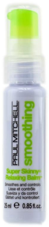 Glättende und pflegende Haarspülung für lockiges Haar - Paul Mitchell Smoothing Super Skinny Relaxing Balm — Bild N2