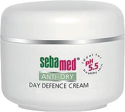 Düfte, Parfümerie und Kosmetik Feuchtigkeitsspendende und pflegende Tagescreme - Sebamed Anti Dry Day Defence Cream
