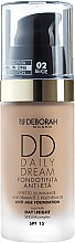 Düfte, Parfümerie und Kosmetik Foundation - Deborah Daily Dream