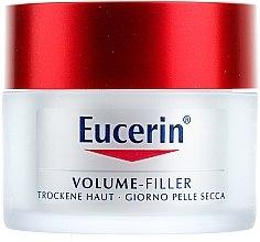 Düfte, Parfümerie und Kosmetik Tagescreme für trockene Haut - Eucerin Volume Filler Day Dry Skin