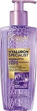Düfte, Parfümerie und Kosmetik Aufpolsterndes Anti-Aging Waschgel für das Gesicht mit Hyaluronsäure - L'Oreal Paris Hyaluron Expert