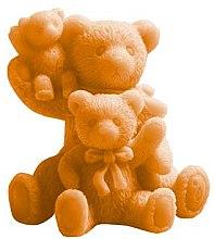 Düfte, Parfümerie und Kosmetik Handgemachte Glycerinseife Teddybären mit Grapefruit Duft - LaQ Happy Soaps Natural Soap