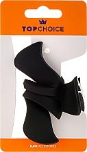 Düfte, Parfümerie und Kosmetik Haarspange 25631, schwarz - Top Choice
