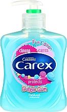 Düfte, Parfümerie und Kosmetik Flüssige Handseife mit Kaugummiduft - Carex Bubble Gum Hand Wash