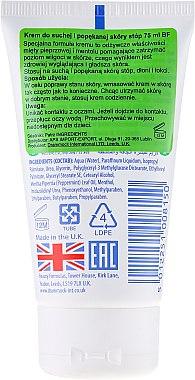 Fußcreme für trockene und rissige Haut mit Menthol und Pfefferminze - Beauty Formulas Dry & Cracked Skin Cream — Bild N2