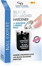 Düfte, Parfümerie und Kosmetik Nagelhärter - Golden Rose Nail Expert Black Diamond Hardener
