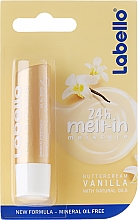 """Düfte, Parfümerie und Kosmetik Feuchtigkeitsspendender Lippenbalsam """"Vanille"""" - Labello Lip Balm Vanilla"""